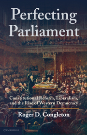 Cover of Perfecting Parliament